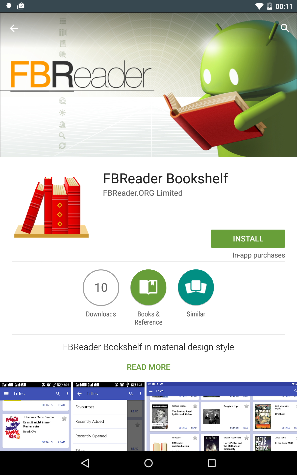 amndroid multimedia pdf readers on playstore